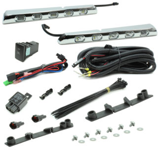 Toyota Avalon LED Daytime Running Light Kit
