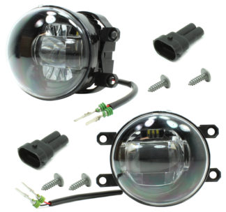 Toyota LED Projector Fog Light Upgrade Kit