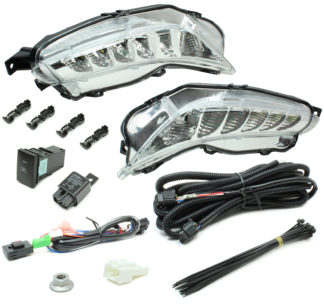 TCA-715 2015-2017 Toyota Camry LED DRL System