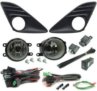 Toyota Camry Halogen Fog Light Kit 2012-2014