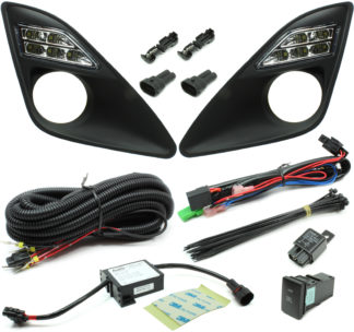 2012-2014 Toyota Camry LED Daytime Running Light Kit