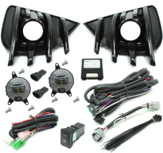 Toyota Corolla LED Projector Fog Light Kit 2017-2019