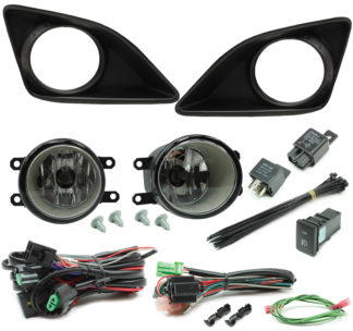 Toyota Corolla Halogen Fog Light Kit 2008-2010