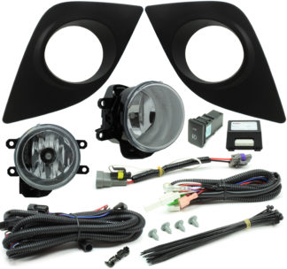Toyota Corolla Halogen Fog Light Kit 2014-2016