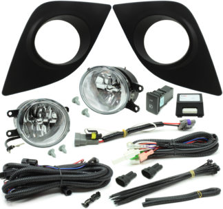 Toyota Corolla LED Reflector Fog Light Kit 2014-2016