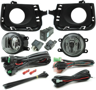 Toyota Prius C Halogen Fog Light Kit 2012-2014