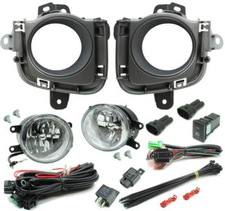 Toyota Prius LED Reflector Fog Light Kit 2010-2011