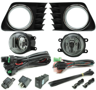 Toyota Prius V Halogen Fog Light Kit 2012-2014