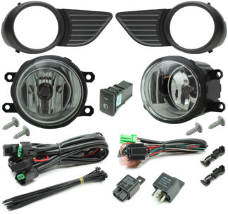 Toyota Sienna Halogen Fog Light Kit 2011-2017