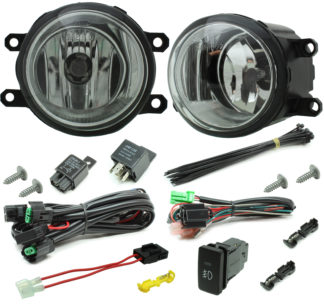 Toyota Tacoma Halogen Fog Light Kit 2012-2015