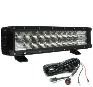 Auer Automotive 266-69514WH 14-Inch LED Light Bar Product Features