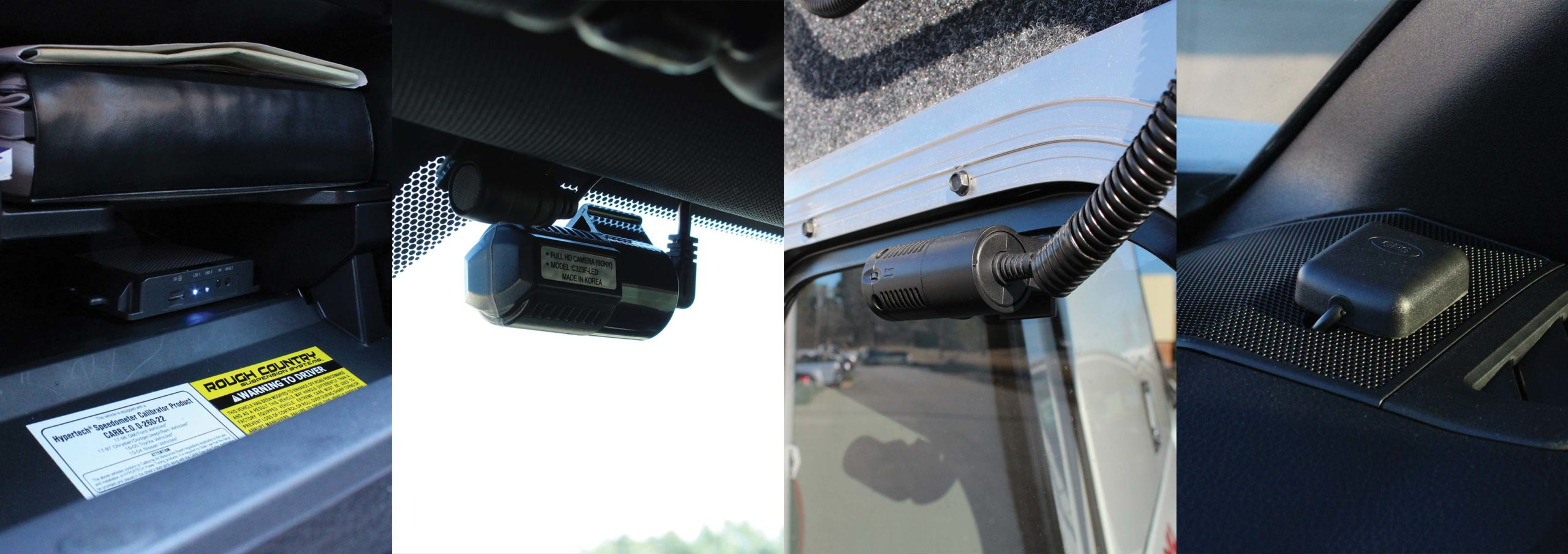250-8950 Dual-Channel HD DashCam Event Recording System