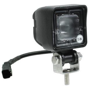 Auer Automotive 266-665WC 2-Inch 10-Watt LED Cube Light with DEUTSCH Connector
