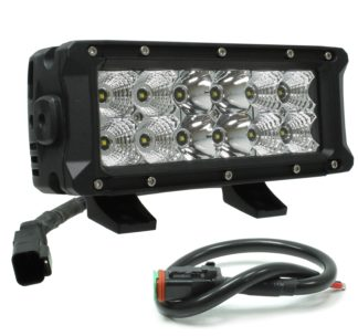 Auer Automotive 266-69508W 8-Inch LED Light Bar