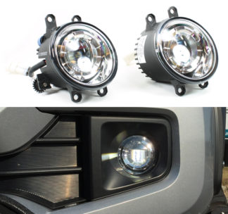 2601018TYC Toyota 90mm Projector LED Fog Light